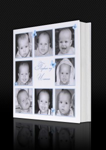 фотокнига для ребенка обложка