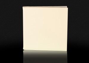Квадратная кожаная фотокнига формата 30х30см, обложка