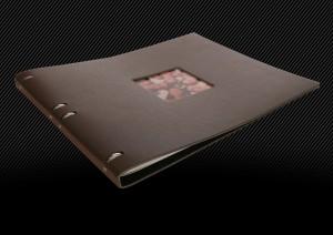 альбом миг-express 20х25 из искуственной кожи