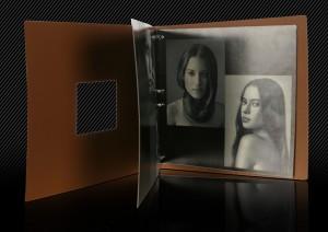альбом миг-express 20х20 из искуственной кожи