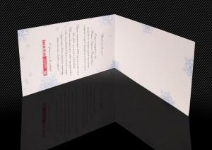 новогодняя открытка от фото мига, внутри