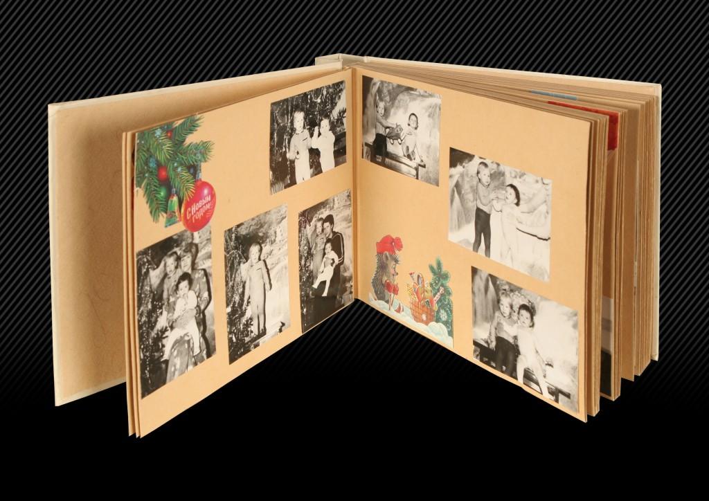 Обновить старый фотоальбом своими руками