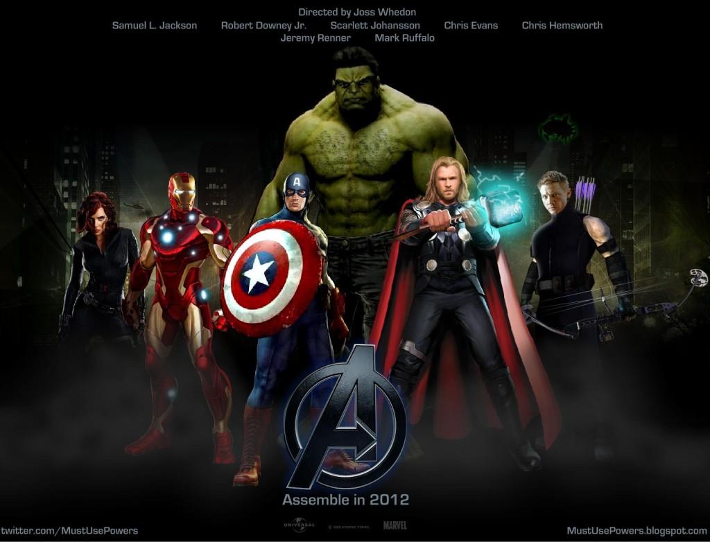 оригинал avengers